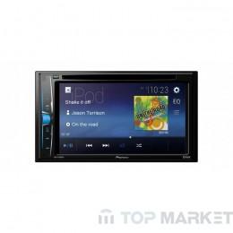 Мултимедийна система за автомобил PIONERR AVH-A100DVD + 4GB USB подарък