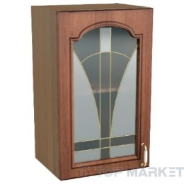 Шкаф горен В 40х72 витрина Oreh