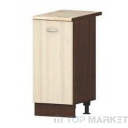 Шкаф с една врата и рафт Ирис B5