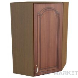 Шкаф горен В 60х72х60 ъглов Oreh