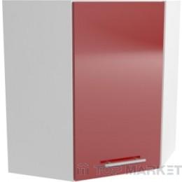 Шкаф горен ъглов В 60x72x60 Tracy
