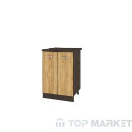 Долен шкаф City ВДД-22 за вграждане на мивка