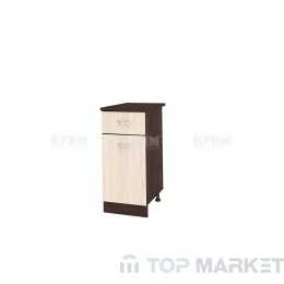 Долен шкаф City ВА-24