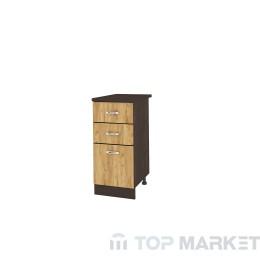 Долен шкаф City ВД-127