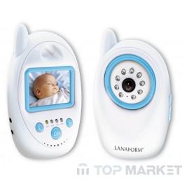 Бебефон с камера LANAFORM BABY CAMERA LA210101