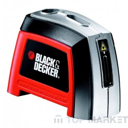 Ръчен лазерен нивелир BLACK&DECKER BDL120