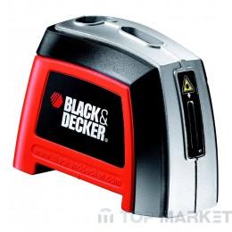 Ръчен лазерен нивелир Black & Decker BDL120