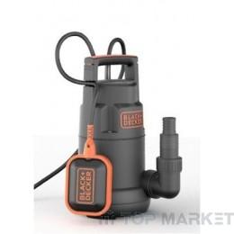 Потопяема помпа за чиста вода BLACK&DECKER BXUP250PCE