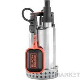 Потопяема помпа за чиста вода BLACK&DECKER BXUP750XCE
