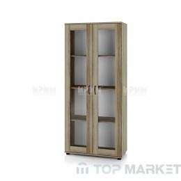 Шкаф витрина City 6207