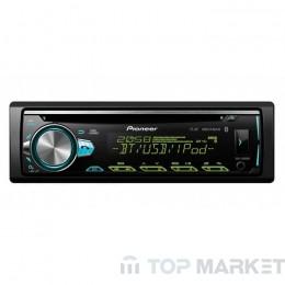 Авто радио PIONEER  DEH-S5000BT