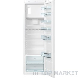 Хладилник с фризер за вграждане GORENJE RBI4182E1