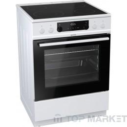 Стъклокерамична готварска печка Gorenje EC6352WPA