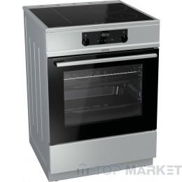 Стъклокерамична готварска печка Gorenje EIT6351XPD