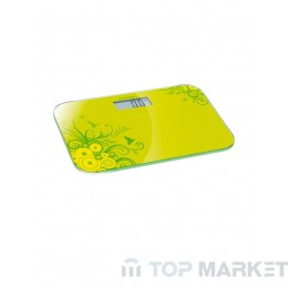 Електронна везна LANAFORM ELECTRONIC SCALE LA09030302 green
