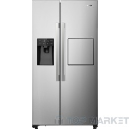 Хладилник SIDE BY SIDE GORENJE NRS9181VXB