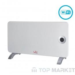 Конвектор JATA PA1550W с електронен термостат и WiFi