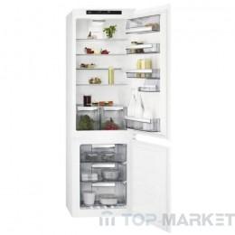 Хладилник за вграждане AEG SCE818E6TS