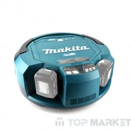 Акумулаторна прахосмукачка Makita DRC200Z/ 36 V ( 18V+18V Li-ion ) , без батерия и зарядно устройство