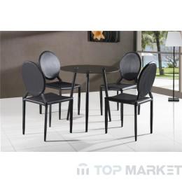 Трапезен комплект маса Felix + 3 стола