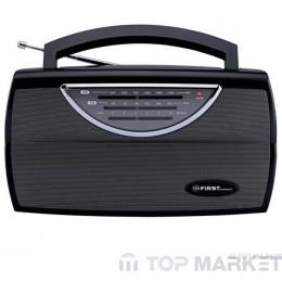 Радио преносимо FIRST FA-1904-BA