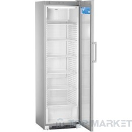 Хладилна витрина с динамично охлаждане и рекламен дисплей LIEBHERR FKDv 4503