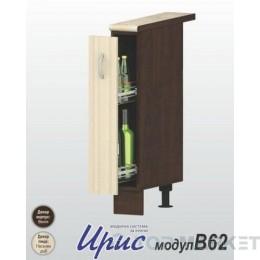 Шкаф за бутилки Ирис В62