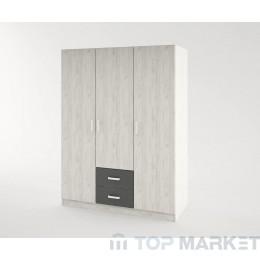 Трикрилен гардероб Urban M3
