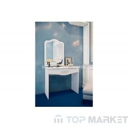 Тоалетка с огледало City 3048