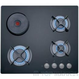 Плот за вграждане TEKA HF Lux 60 3G 1P AI AL на ток и газ