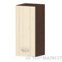 Горен шкаф с една врата Ирис G23