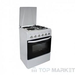 Комбинирана готварска печка Elite EFC-50G60