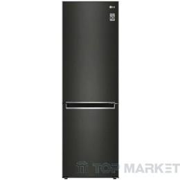 Хладилник-фризер LG GBB61BLJMN