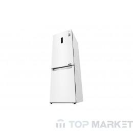 Хладилник-фризер LG GBB61SWHZN