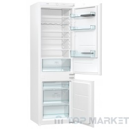 Хладилник с фризер за вграждане GORENJE RKI4181E1
