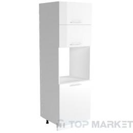 Шкаф висок ШД 60x214 за фурна Tracy