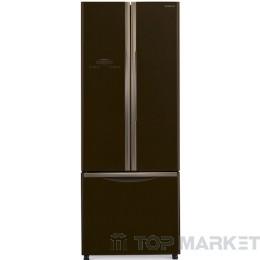 Двукрилен хладилник с фризер HITACHI R-WB480PRU2 GBW