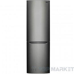 Хладилник фризер LG GBB329DSJZ
