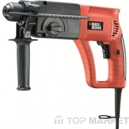 Перфоратор BLACKDECKER KD960KC SDS PLUS 750 W