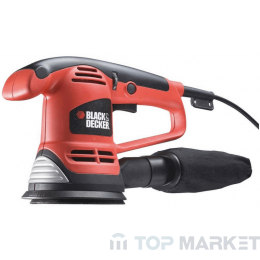 Шлайфмашина BLACK&DECKER KA191EK