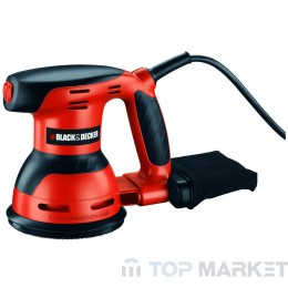 Шлайфмашина BLACK&DECKER KA198