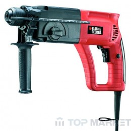 Перфоратор BLACK&DECKER KD650  SDS PLUS