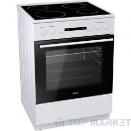Готварска печка KORTING KEC6141WPG 729333