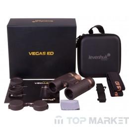 Бинокъл LEVENHUK Vegas ED 8x32