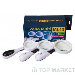 Лупа LEVENHUK Zeno Multi ML13