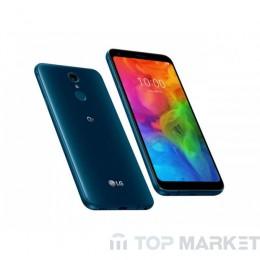 Смартфон LG Q7 BLUE DS