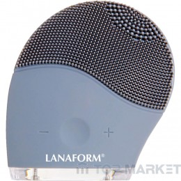 Уред за почистване на лице LANAFORM LUCEA (GREY) LA13130801