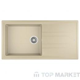 Мивка TEKA STONE 60 L-TG за шкаф 60см