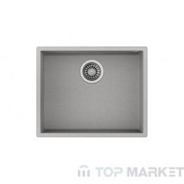 Мивка TEKA SQUARE 50.40 TG подплотова за шкаф 60см