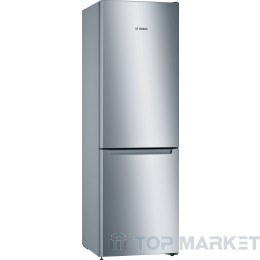 Хладилник-фризер BOSCH KGN33NLEB